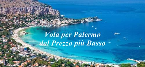 Vola per Palermo dal Prezzo più Basso
