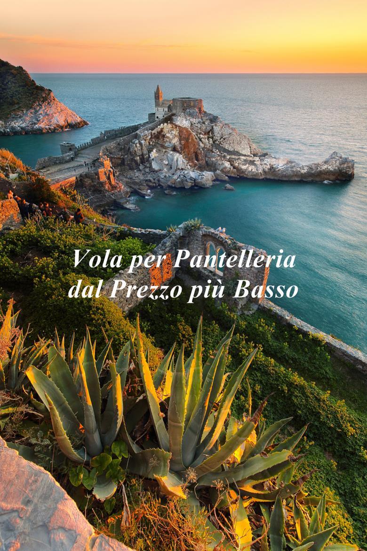 Vola per Pantelleria dal Prezzo più Basso