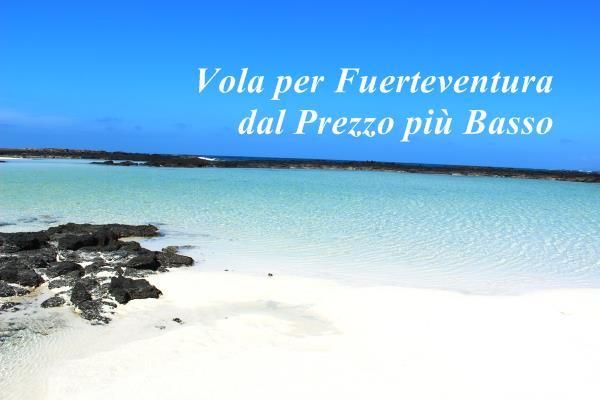 Vola per Fuerteventura da Prezzo più Basso